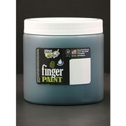 Handy Art Non-toxic 16 oz. Washable Finger Paint, Green (RPC241045)