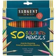 Sargent Art® Colored Pencils, 50/Pack