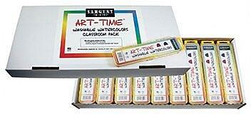 Sargent Art Non-toxic Watercolor Set, 36/Set (66-8231) 933184