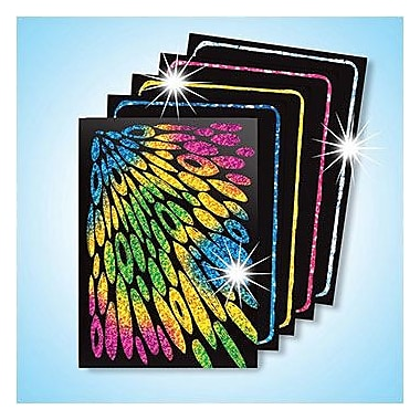 Scratch Art Scratch & Sparkle Assortment