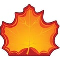Shapes Etc 5in. x 7in. Maple Leaf Large Notepad