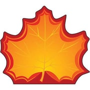 "Shapes Etc 5"" x 7"" Maple Leaf Large Notepad"