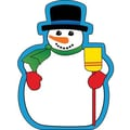 Shapes Etc 5in. x 7in. Snowman Large Notepad