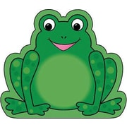 "Shapes Etc 3"" x 3"" Frog Mini Notepad"