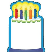 "Shapes Etc 3"" x 3"" Birthday Cake Mini Notepad"