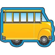"Shapes Etc 3"" x 3"" School Bus Mini Notepad"