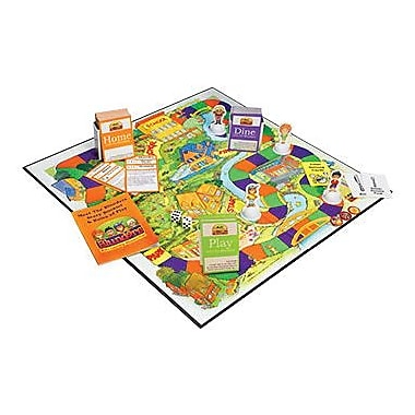 Successful Kids Blunders Board Game