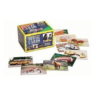 Stages Learning Materials® Picture Noun Card Language Builder Cards