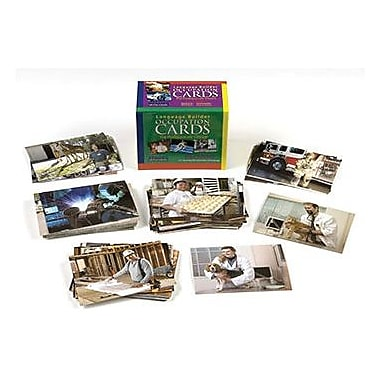 Stages Learning Materials® Occupation Card Language Builder Cards