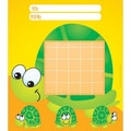 Silver Lead-Sandy Lion Incentive Chart Pad, Turtles