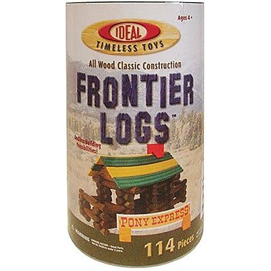 Poof-Slinky® Frontier Logs™ Pony Express
