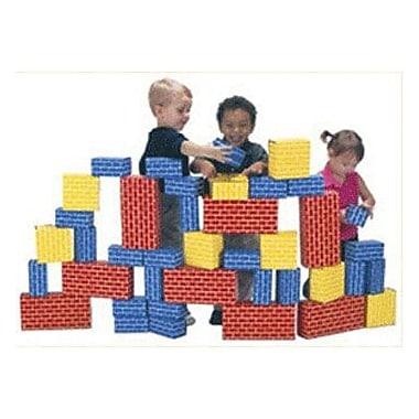 Smart Monkey® Giant Building Block Set, 40 Pieces/Set