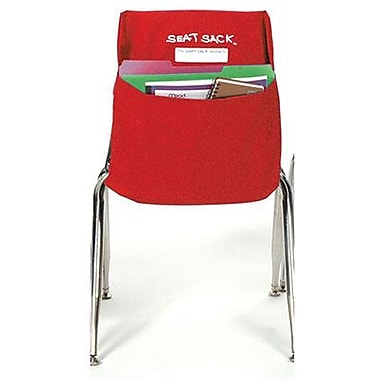 Seat Sack™ Small Seat Sack, 12in., Red
