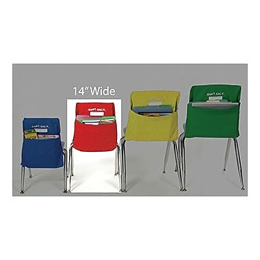 Seat Sack™ Standard Seat Sack, 14in., Red