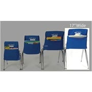 "Seat Sack Large Seat Sack, 17"", Blue"