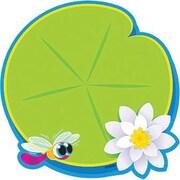 "TREND T-10065 6"" DieCut Classic Lily Pad Mini Accents, Multicolor"