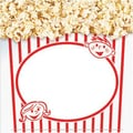 Trend Enterprises® Pre Kindergarten - 9th Grades Classic Accents, Popcorn Box