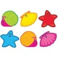 Trend Enterprises® pre-kindergarten - 9th Grades Mini Accents, Seashore Friends
