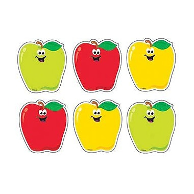Trend Enterprises® Pre Kindergarten - 9th Grades Mini Accents, Apples