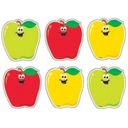 Trend Enterprises® Pre-kindergarten - 9th Grades Mini Accents, Apples