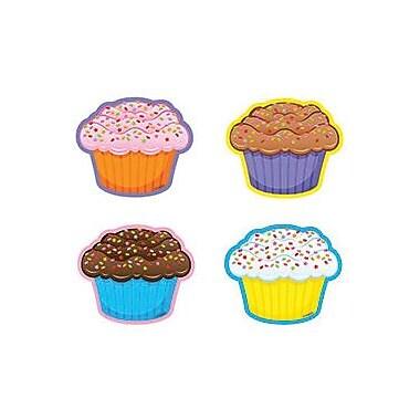 Trend Enterprises® Pre-kindergarten - 9th Grades Mini Accents, Cupcakes