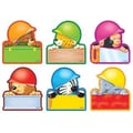 Trend Enterprises® Pre Kindergarten - 9th Grades Mini Accents, Builder Buddies
