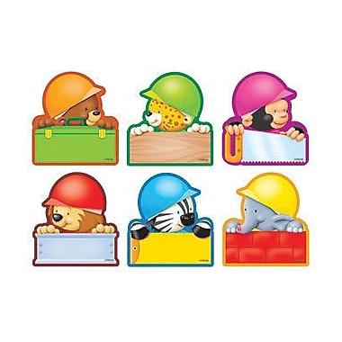 Trend Enterprises® Pre-kindergarten - 9th Grades Mini Accents, Builder Buddies