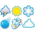Trend Enterprises® Pre Kindergarten - 9th Grades Mini Accents, Weather Symbols
