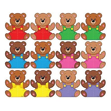 Trend Enterprises® Pre-kindergarten - 9th Grades Mini Classic Accents, Bears