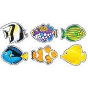 "TREND T-10822 3"" DieCut Fish Mini Accents, Multicolor"