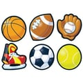 Trend Enterprises® pre-kindergarten - 9th Grades Mini Classic Accents, Sports Stuff