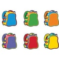 Trend Enterprises® pre-kindergarten - 9th Grades Mini Classic Accents, BackPacks