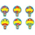 Trend Enterprises® Mini Accents, Hot Air Balloons