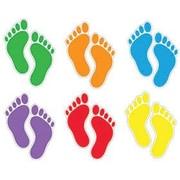 Trend Enterprises® Pre-kindergarten - 9th Grades Classic Accents, Footprints