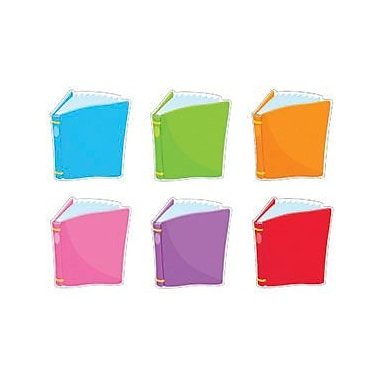 Trend Enterprises® pre-kindergarten - 9th Grades Classic Accents®, Bright Books