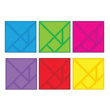 Trend Enterprises® Pre Kindergarten - 9th Grades Classic Accents, Tangrams