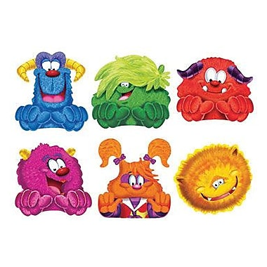 Trend Enterprises® pre-kindergarten - 6th Grades Classic Accents, Furry Friends