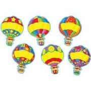 Trend Enterprises® Pre-kindergarten - 6th Grades Classic Accents®, Hot Air Balloons