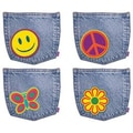 Trend Enterprises® Pre Kindergarten - 6th Grades Classic Accents®, Jazzy Jean Pockets