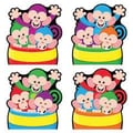 Trend Enterprises® Pre Kindergarten - 6th Grades Classic Accents®, Monkey Mischief Barrels of Fun