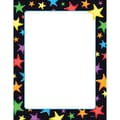 Trend Enterprises® 11in. x 8 1/2in. Terrific Paper, Gel Stars