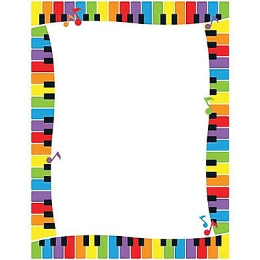 Trend Enterprises® 11in. x 8 1/2in. Terrific Paper, Color Keyboard