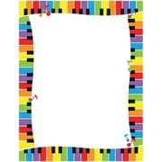 Trend Enterprises® 11 x 8 1/2 Terrific Paper, Color Keyboard