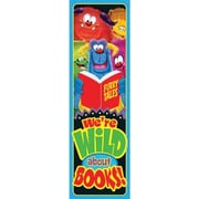 Trend Enterprises® Wild About Books Bookmark, Grades Kindergarten - 6th
