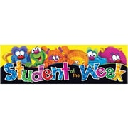 Trend Enterprises® Furry Friends™ Student of The Week Bookmark, Grades Kindergarten - 6th