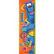 Trend Enterprises® Furry Friends™ I Met My Goal Bookmark, Grades Kindergarten - 6th