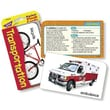 Trend Enterprises® Flash Cards, Transportation Pocket