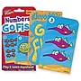 Trend Enterprises Challenge Numbers Go Fish Cards, Grades
