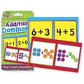 Trend Enterprises® Addition Dominos Challenge Cards, Grades 2nd - 6th
