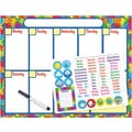 Trend Enterprises® Wipe-Off® Weekly Calendar Kit (Cling Events), Jigsaw